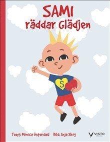 bokomslag Sami räddar Glädjen