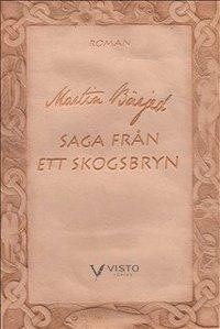 bokomslag Saga från ett skogsbryn