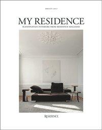 bokomslag My Residence : Scandinavian interiors from Residence Magazine 2017