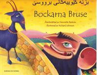 bokomslag Bockarna Bruse / Biznakewiyakan-i Bruse (svenska och kurdiska)