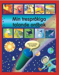 bokomslag Min trespråkiga talande ordbok : thai, engelska och svenska