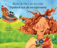 bokomslag Guldlock och de tre björnarna (spanska och svenska)