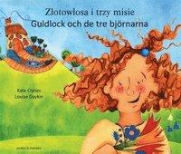 bokomslag Guldlock och de tre björnarna (polska och svenska)