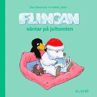 bokomslag Flingan väntar på jultomten
