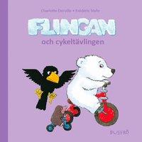 bokomslag Flingan och cykeltävlingen