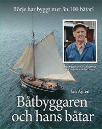 bokomslag Båtbyggaren och hans båtar