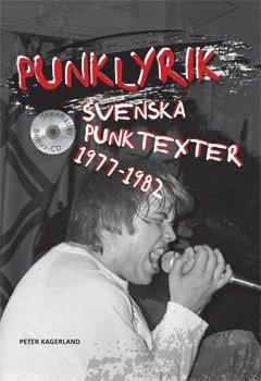 bokomslag Punklyrik : svenska punktexter 1977-1982