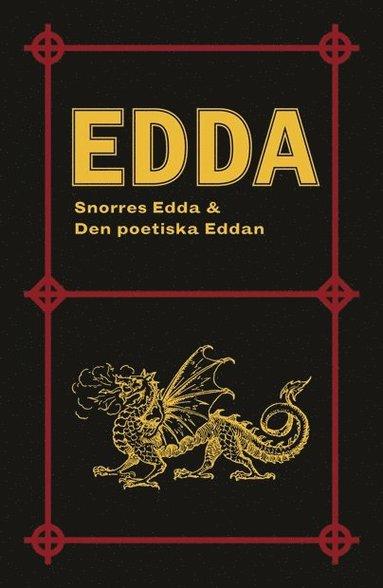 bokomslag Edda: Snorres Edda & Den poetiska Eddan