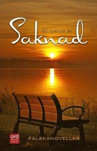 bokomslag #Älskanoveller : 30 nyanser av saknad