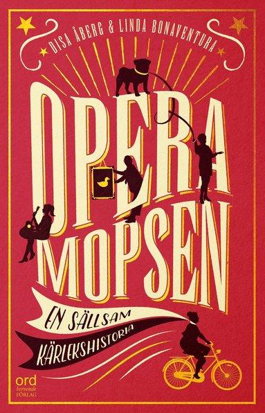 bokomslag Operamopsen
