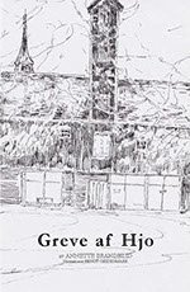 bokomslag Greve af Hjo