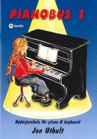 bokomslag Pianobus 1