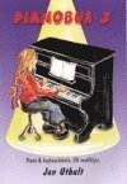 bokomslag Pianobus 3 : piano & keyboardskola