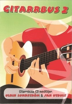 bokomslag Gitarrbus 2 : gitarrskola