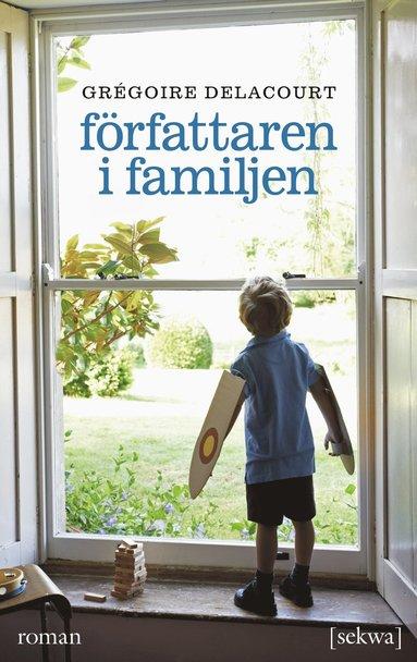 bokomslag Författaren i familjen