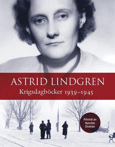 bokomslag Krigsdagböcker 1939-1945