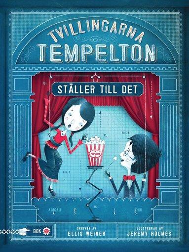 bokomslag Tvillingarna Tempelton ställer till det