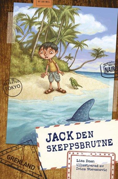 bokomslag Jack den skeppsbrutne