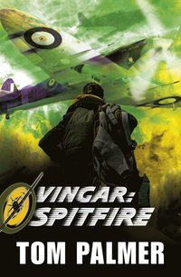 bokomslag Vingar. Spitfire