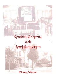 bokomslag Syndomsångerna och syndakatalogen