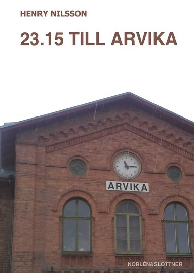 bokomslag 23.15 till Arvika