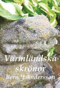 bokomslag Värmländska skrönor