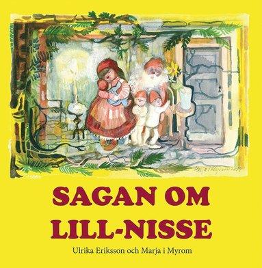 bokomslag Sagan om Lill-Nisse