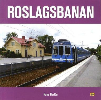 bokomslag Roslagsbanan
