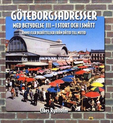bokomslag Göteborgsadresser III