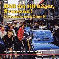 bokomslag Håll dig till höger Svensson