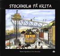 bokomslag Stockholm på krita