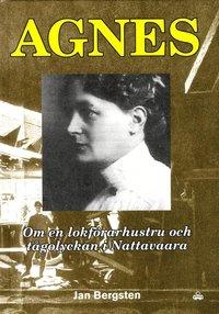 bokomslag Agnes, om en lokförarhustru och tågolyckan i Nattavaara