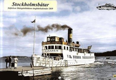 bokomslag Stockholmsbåtar 2019