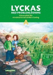 bokomslag Lyckas med problemlösning A