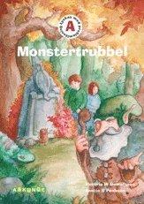 bokomslag Monstertrubbel