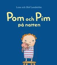 bokomslag Pom och Pim på natten