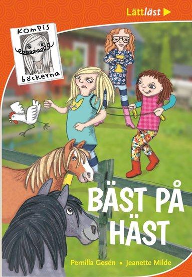 bokomslag Bäst på häst