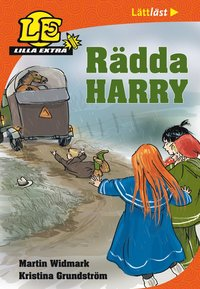 bokomslag Rädda Harry!