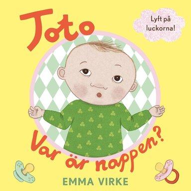 bokomslag Toto - var är nappen?