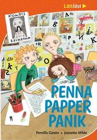 Penna, papper, panik