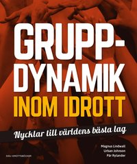 bokomslag Gruppdynamik inom idrott