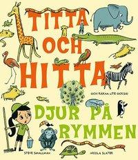bokomslag Titta och hitta : djur på rymmen