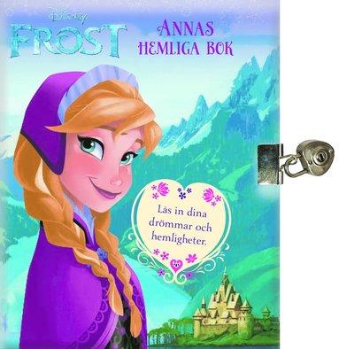 bokomslag Disney Dagbok. Frost : Annas hemliga bok