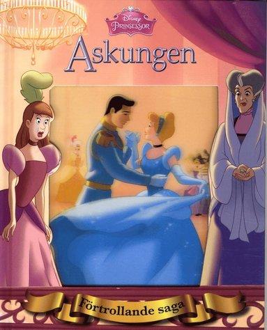 bokomslag Disney Förtrollande saga. Askungen