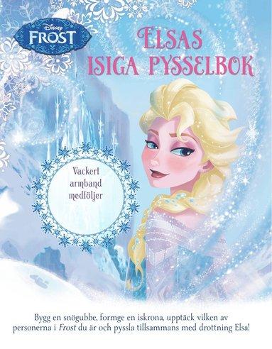 bokomslag Frost : Elsas isiga pysselbok