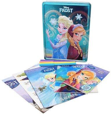 bokomslag Disney Presentbox : Frost Anna och Elsa