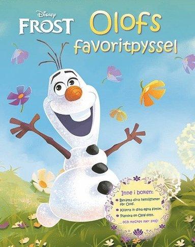 bokomslag Frost. Olofs favoritpyssel