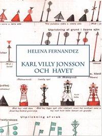 bokomslag Karl Villy Jonsson och havet