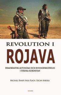 bokomslag Revolution i Rojava - Demokratisk autonomi och kvinnofrigörelse i syriska Kurdistan