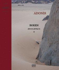 bokomslag Boken - Platsens gårdag nu Del II